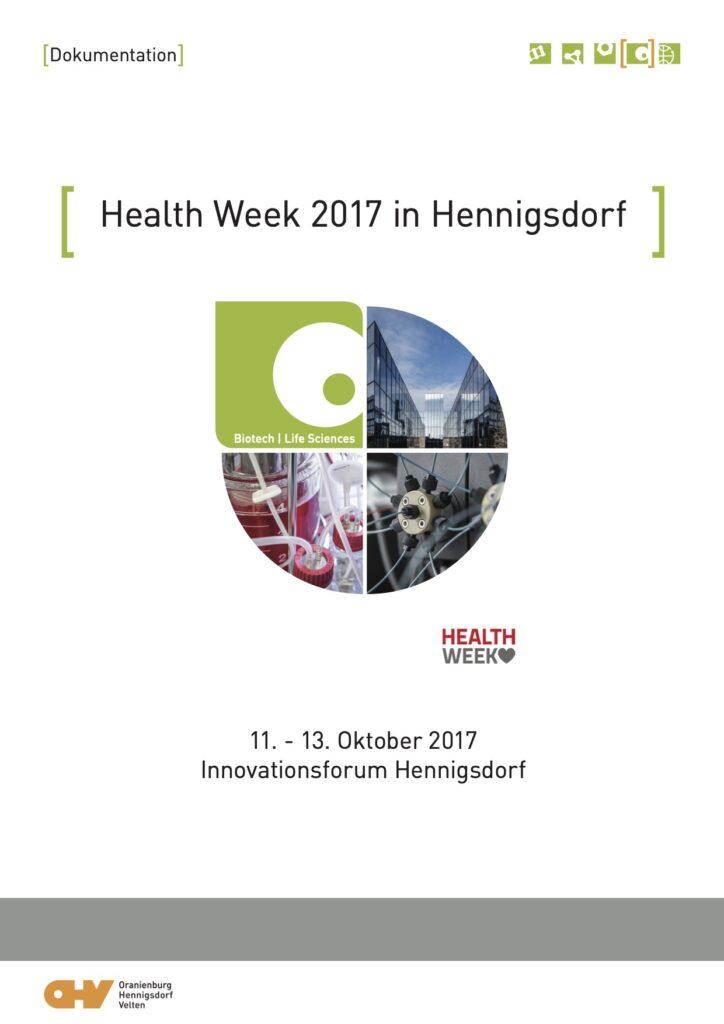 Health Week 2017 in Hennigsdorf