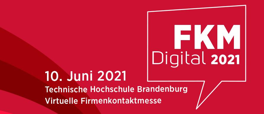 10.06.2021: Firmenkontaktmesse Digital der THB